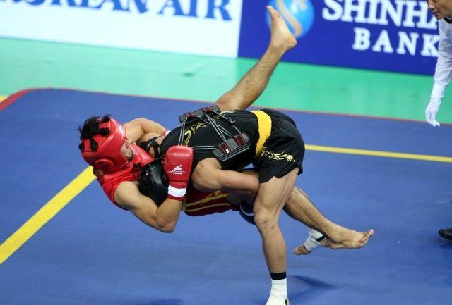 ووشوکار گیلانی با درخشش در المپیاد کشور سه مدال کسب کرد
