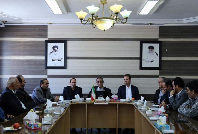 مسائل و مشکلات اداری فرمانداری سراب بررسی شد
