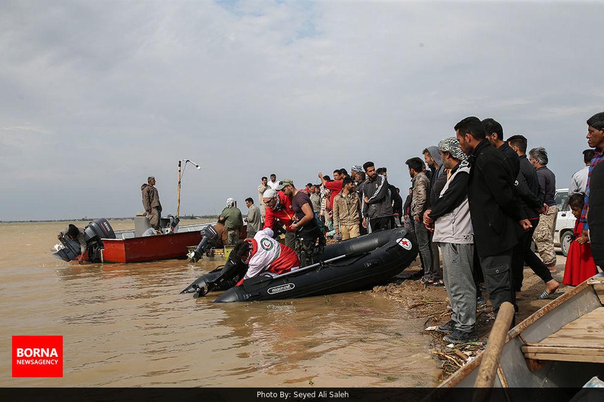 بیش از 1500 نفر در سیل و آبگرفتگی 15 استان امداد رسانی شدند