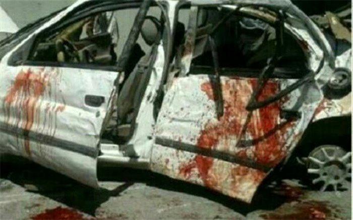 سه کشته حاصل ۲ تصادف رانندگی در جادههای زنجان
