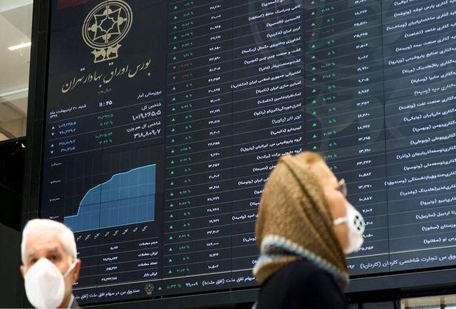 رشد 8 هزار واحدی شاخص بورس در آغاز معاملات امروز 3 دی ماه