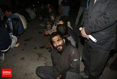 خشم شب پلیس تهران/ببینید