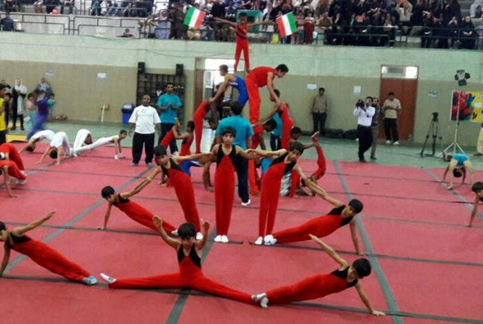 ثبت نام 50 نفر برای کلاس مربیگری ژیمناستیک در کرمانشاه