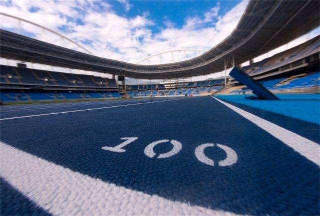 ورزشگاههای مسابقات بوکس و دوومیدانی المپیک افتتاح شد