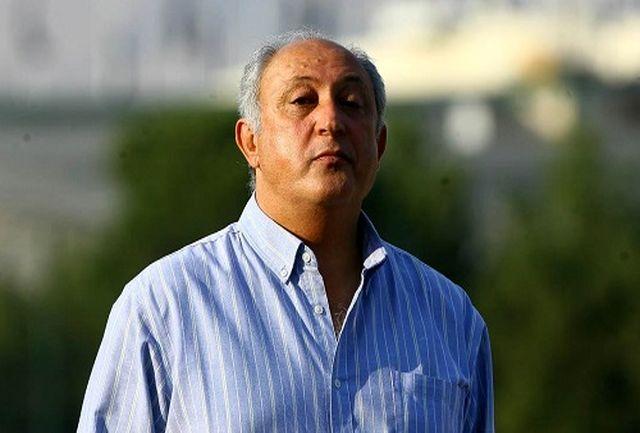 توضیحات بهتاش فریبا پس از جلسه پیشکسوتان استقلال با وزیر ورزش
