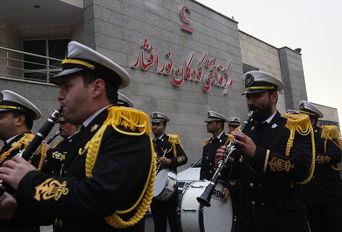 افتتاح مرکز توانبخشی کودکان بیمارستان نورافشار