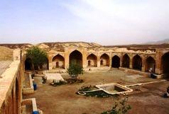 مرمت بنای شاه عباسی قصر بهرام گرمسار آغاز شد