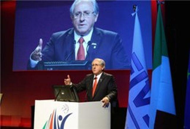 گراسا در اجلاس AVC: والیبال ایران را الگو قرار دهید
