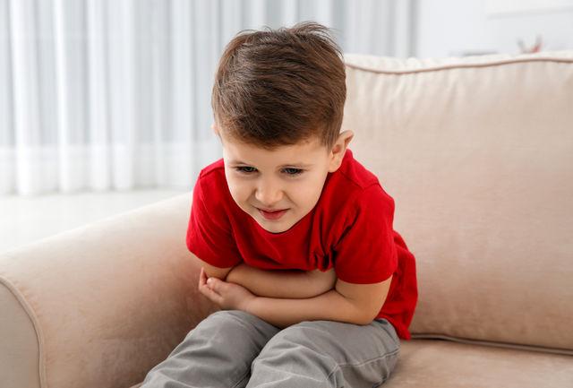 مراقب این دل درد کودکان باشید!
