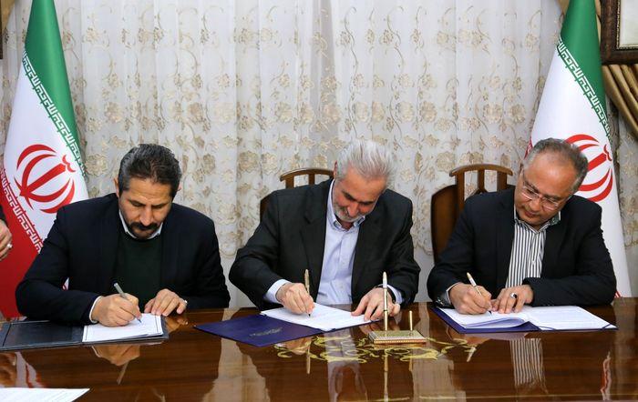 تفاهمنامه کنترل و کاهش آسیبهای اجتماعی در محلات حاشیه نشین و ناکارآمد تبریز منعقد شد