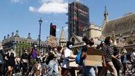 تظاهرات در بلژیک علیه نژادپرستی