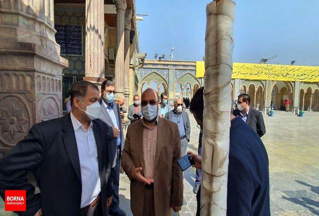 شرکت اعضای لیست جمهور و اعضای شورای شهر تهران در انتخابات 1400