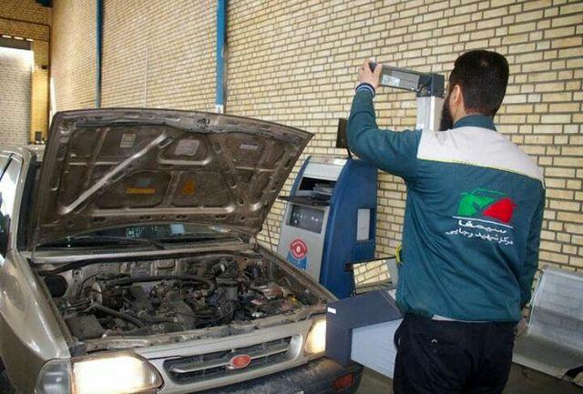 ساعات فعالیت معاینه فنی شهرداری قزوین کاهش یافت
