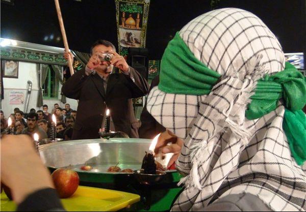 آداب و رسوم و مراسم محرم در کردستان