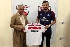 بازیکن خوزستانی به تیم هندبال سلیمانیه عراق پیوست