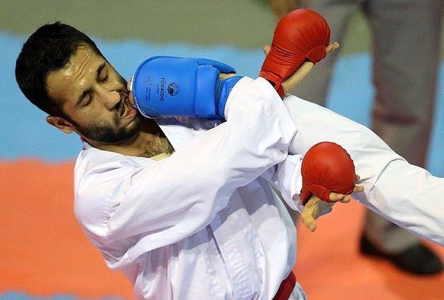 آغاز مرحله هفتم اردوی تیم ملی کاراته مردان