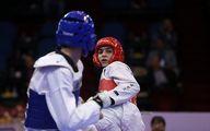 دو سهمیه تکواندو ایران در المپیک 2020 قطعی شد/ یک گام فاصله کاپیتان تا کسب سهمیه المپیک
