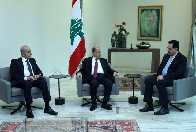 میشل عون صلح داخلی لبنان را خط قرمز دانست