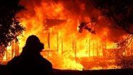 آتشسوزی گسترده در کالیفرنیا/ ناتوانی در اطفاء و تخلیه هزاران ساکن