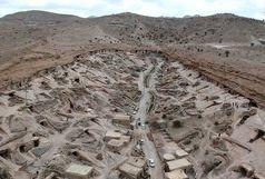 روستایی که زیر خاک مدفون است/ در این روستا مردم به زبان ساسانی صحبت میکنند