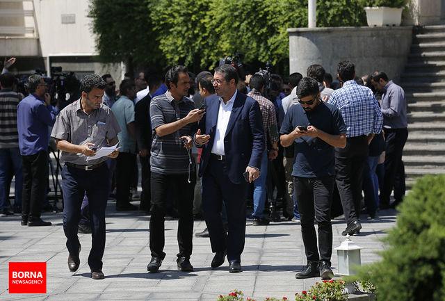 سفر وزیر صمت به مناطق زلزله زده میانه