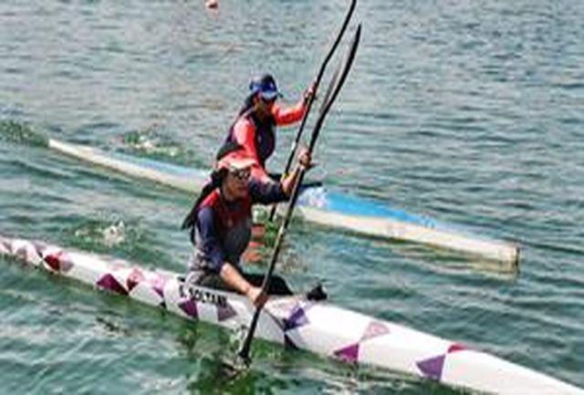 تست انتخابی قایقرانان آبهای آرام برگزار میشود