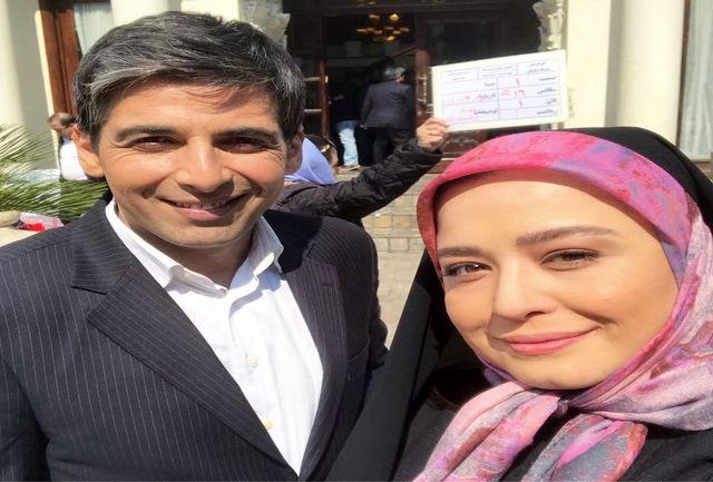 مهراوه شریفی نیا مردم را به دیدن فیلمش دعوت کرد