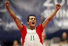 عملکرد همه اعضای تیم ملی والیبال نشسته ایران جهانی بود