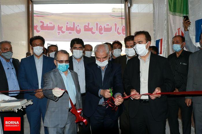 بهره برداری از بزرگترین کارخانه سلولوزی خوزستان در منطقه آزاد اروند