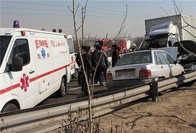 اوج تصادفات رانندگی در سال ۸۴ با ۲۸ هزار کشته در ایران/  افزایش ۱۵  درصدی تردد طی چند روز گذشته