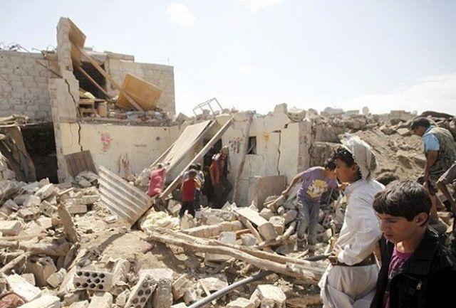 عربستان بازهم دست به حمله هوایی زد!+جزییات