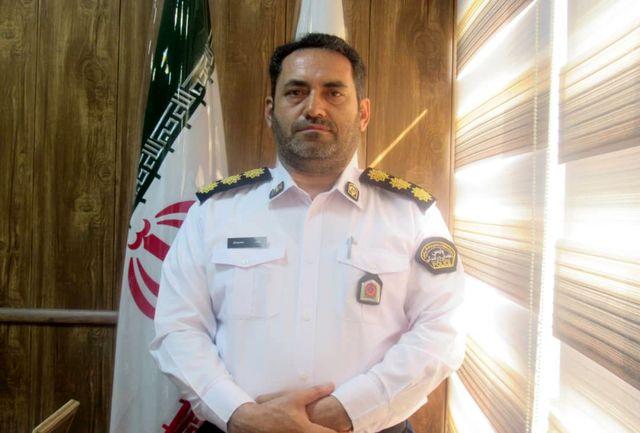 تمهیدات پلیس راهور غرب استان تهران برای بازگشایی مدارس