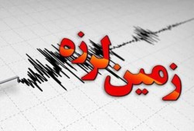 وقوع زمین لرزه شدید در استان فارس