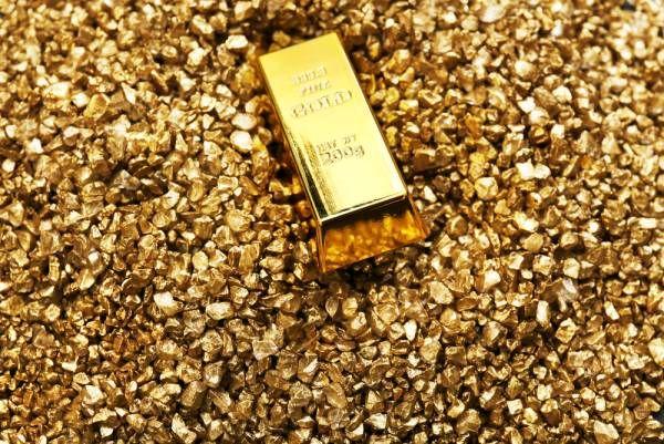 تولید سالانه ۶۰۰ کیلوگرم شمش طلا و نقره در خوی