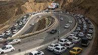 تردد در جاده ۲.۶ درصد افزایش یافت