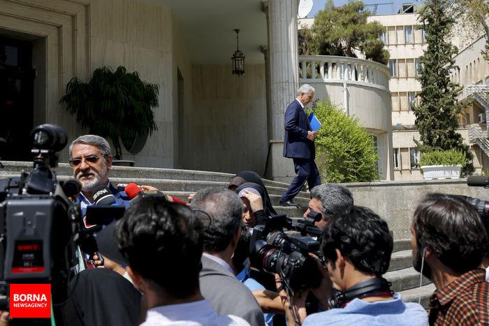 وزیر کشور عراق به تهران میآید/ تعمیرات در مناطق سیل زده در مراحل پایانی است