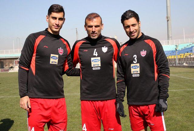 برانکو 20 پرسپولیسی را برای بازی با استقلال خوزستان به خط کرد