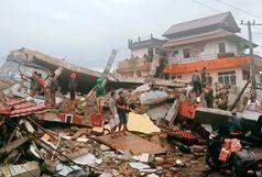 زمین لرزه ۶.۲ ریشتری تا کنون ۲۶ کشته و صدها زخمی  برجای گذاشت+ فیلم