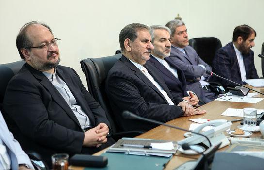 جلسه ستاد فرماندهی اقتصاد مقاومتی