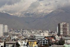 هوای ۷ استان کشور ناسالم شد