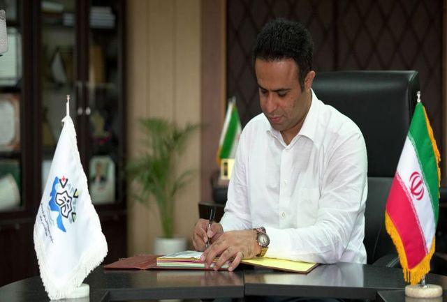 حسین اخلاقی به عنوان مدیر برتر پایانه های کشور انتخاب شد