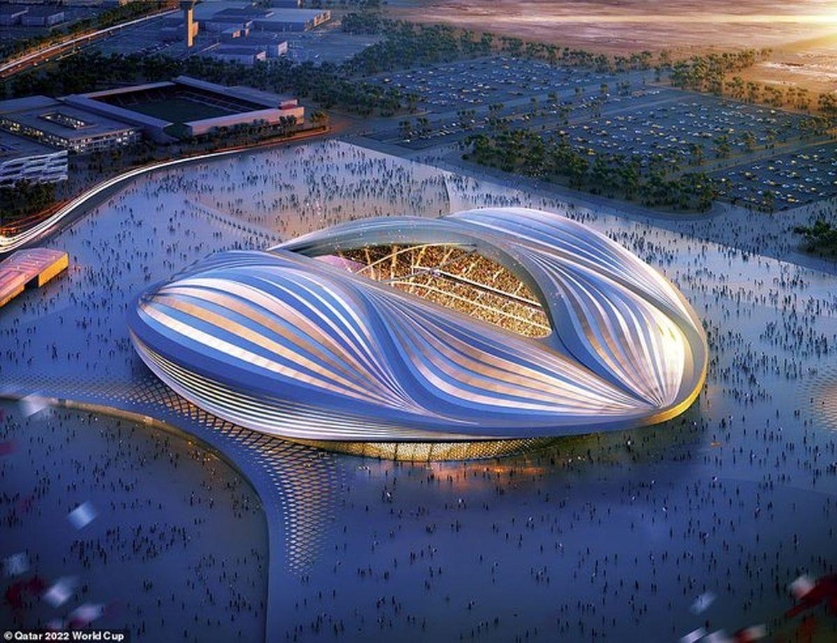 هزینه قطر برای جام جهانی مشخص شد