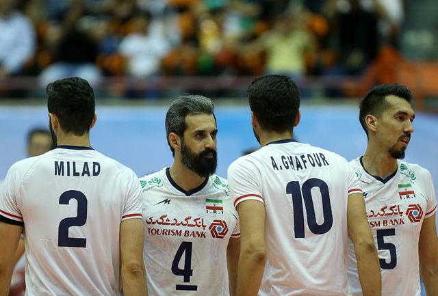 فراز و نشیب والیبال در جامجهانی/ دستهای خسته سروقامتان/ سهمیه المپیک کام ایران را شیرین خواهد کرد