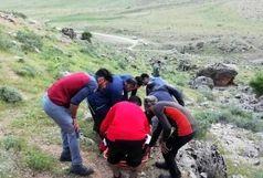کوهنوردان آسیب دیده خرم آبادی از ارتفاعات گرین نهاوند نجات یافتند