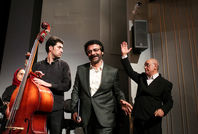 اجرای ارکستر ملی ایران با حضور علیرضا افتخاری