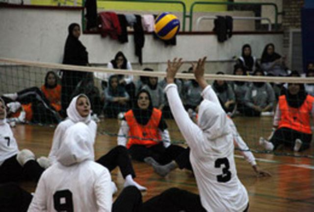 دهمین دوره لیگ والیبال نشسته بانوان برگزار میشود