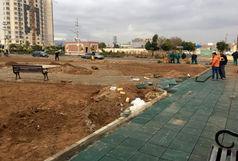 بهره برداری از بوستان میرداماد تا پایان سال جاری
