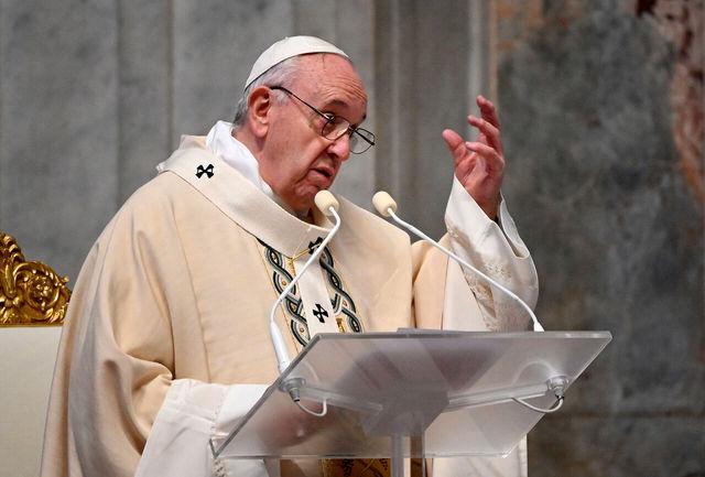 پاپ با آیت الله سیستانی دیدار می کند