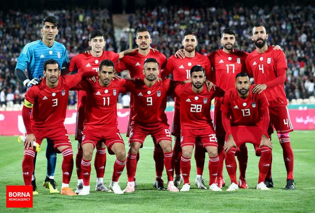 بازی ایران و عراق در کشور ثالث برگزار میشود