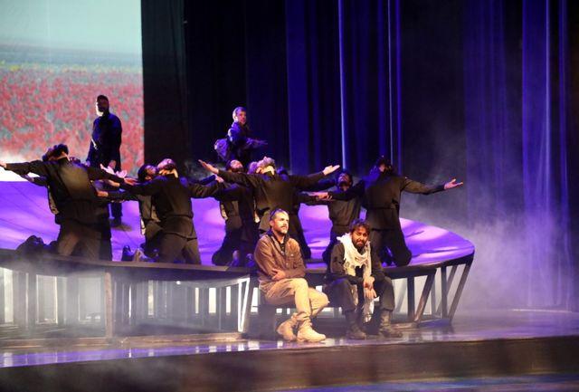 «سرباز»به پایان رسید/ بهرهگیری از ظرفیتهای تئاتر در معرفی اسطورههای ملی